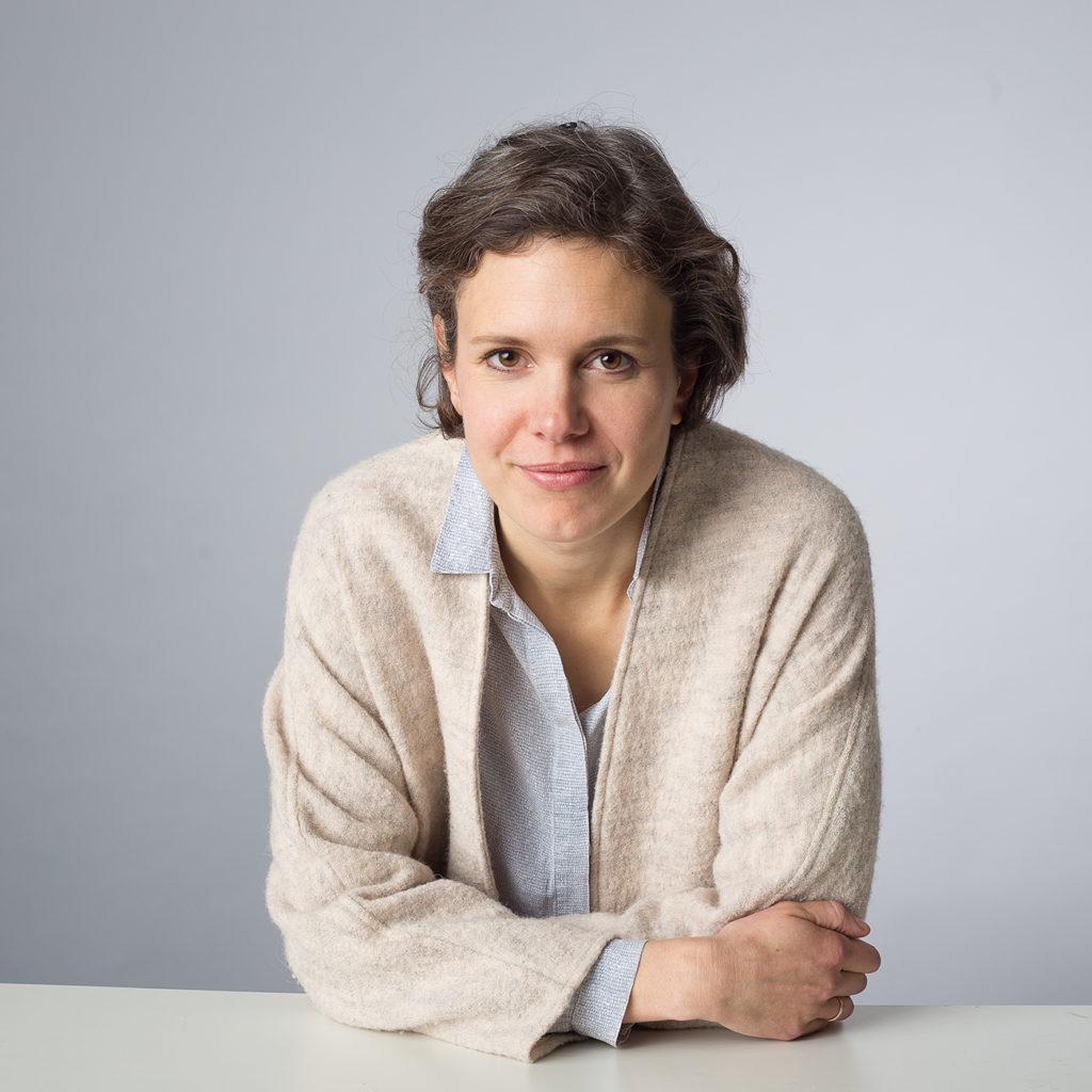 Portrait Bild von Anna Brack aus dem Büro für Raumgestaltung